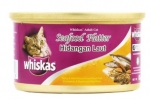Whiskas Seafood Platter Cat Canned Food